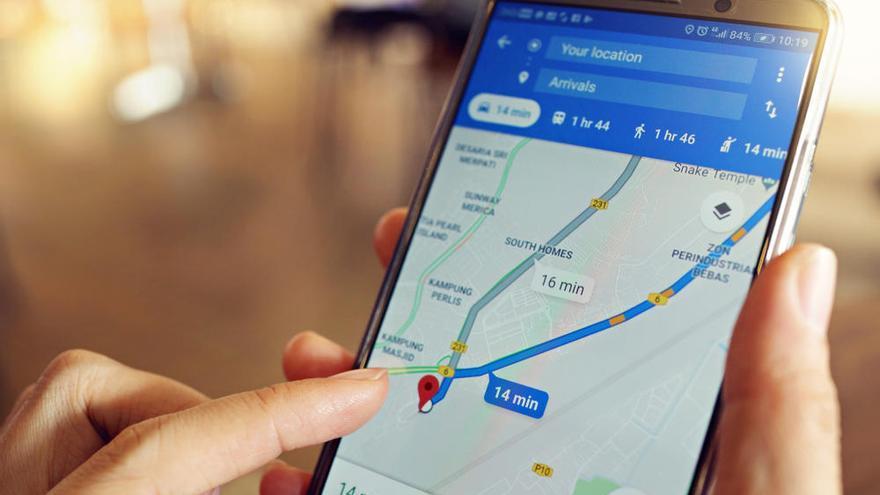 Google Maps informará de aglomeraciones en el transporte público
