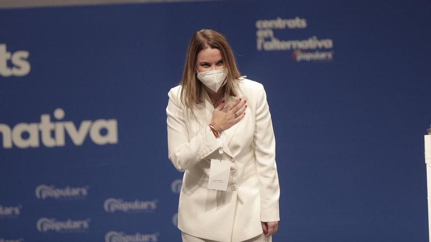La vicesecretaria del PP, en la IV Conferencia Política del partido en Ibiza
