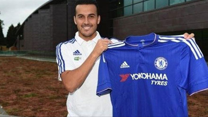 """Pedro: """"Mourinho es una de las razones para estar en el Chelsea"""""""