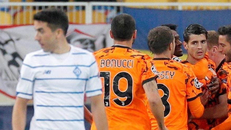 Nueve jugadores del Dinamo de Kiev, baja por Covid-19