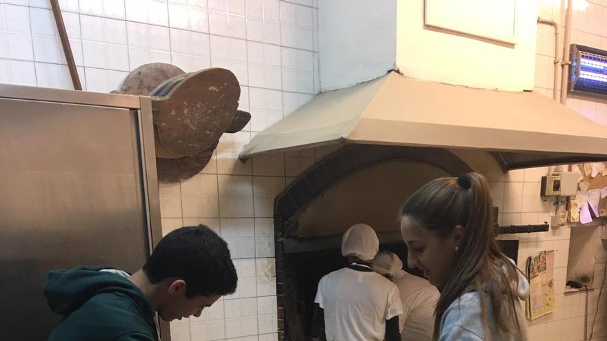 Recetas naturales para hacer pan entre alumnos Erasmus