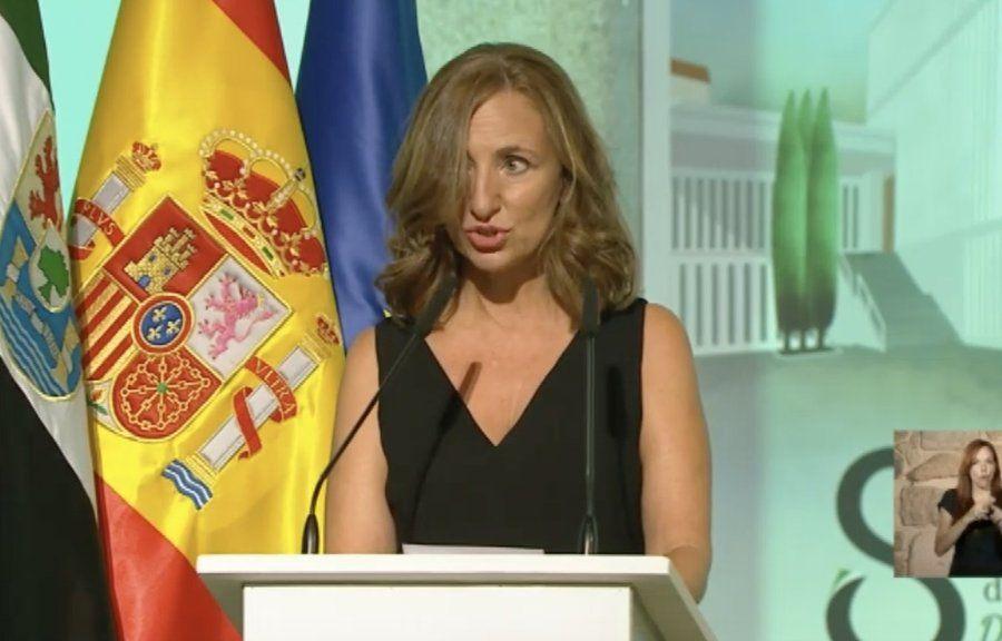 Entrega de las Medallas de Extremadura