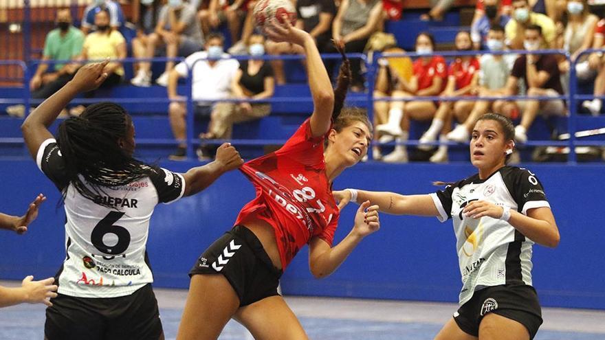 Copa de Andalucía de balonmano femenino: Deza CBM Roquetas