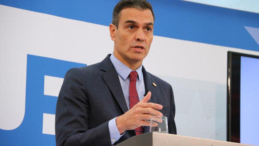 La moció de censura de Vox contra Sánchez es debatrà el 21 i 22 d'octubre