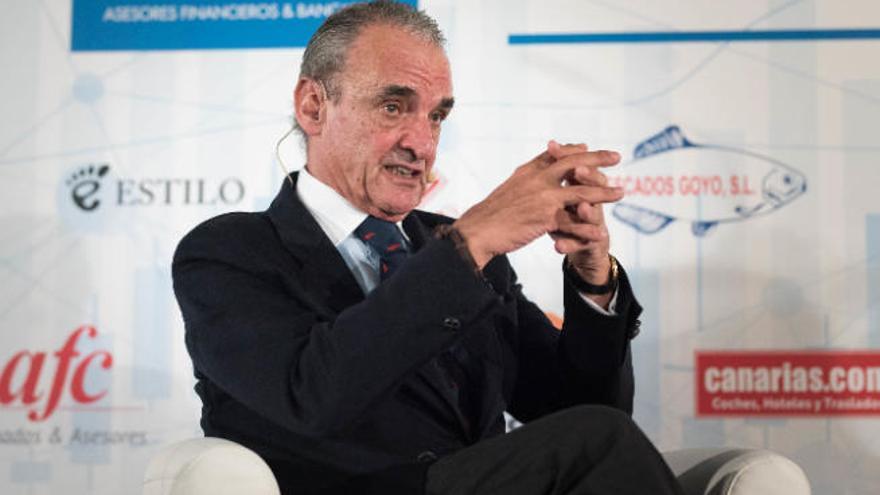 """Mario Conde: """"Las criptomonedas amenazan el modelo de Estado"""""""