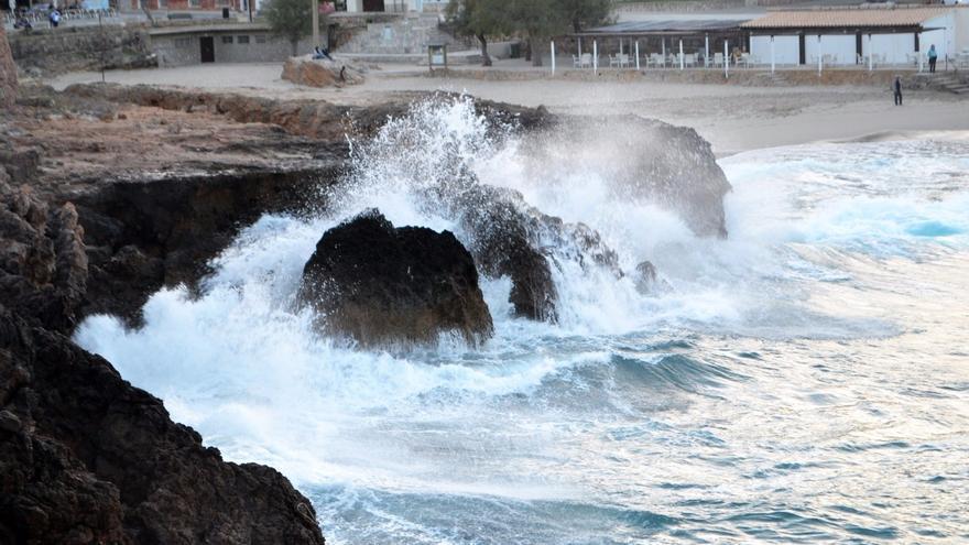 El año comienza en Baleares con lluvias y bajada de temperaturas