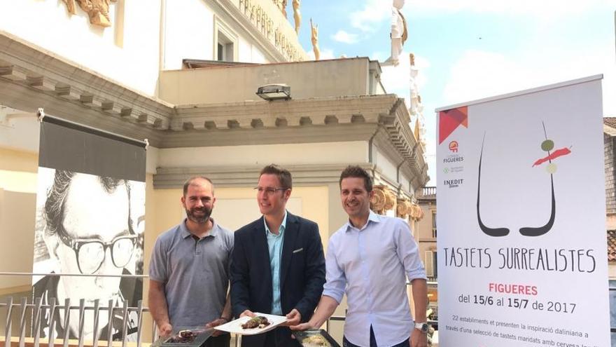 Figueres celebrarà la 5a edició dels Tastets Surrealistes del 15 de juny al 15 de juliol