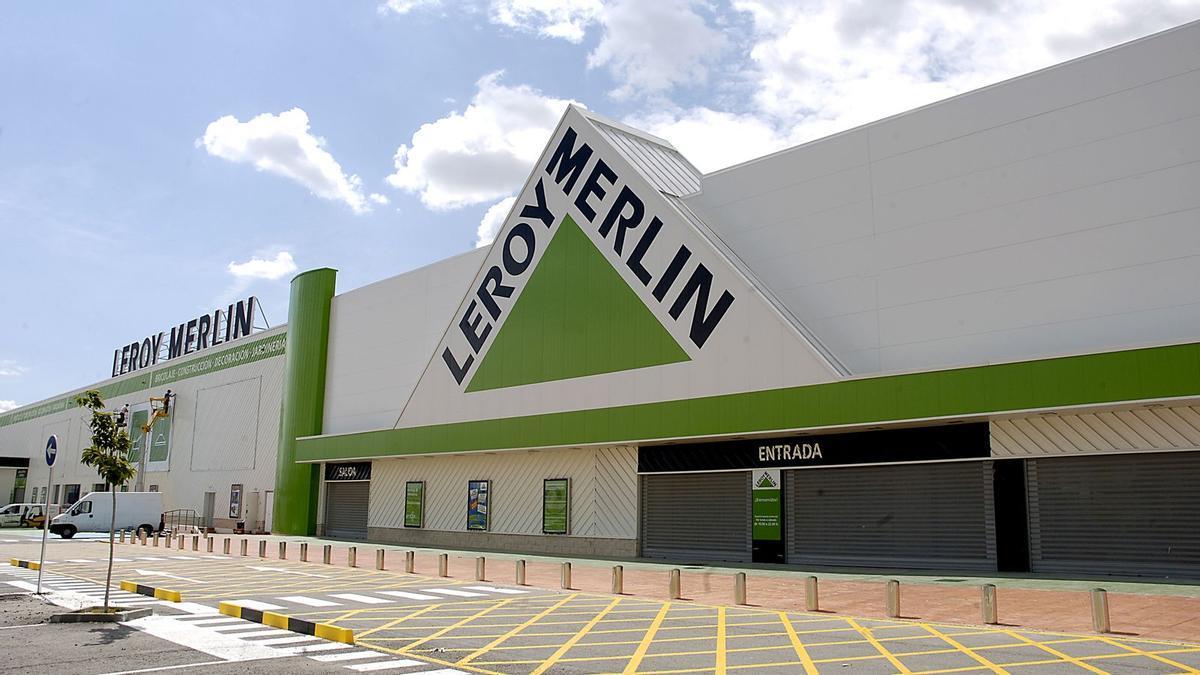 Este producto de Leroy Merlín ha tenido que ser eliminado.