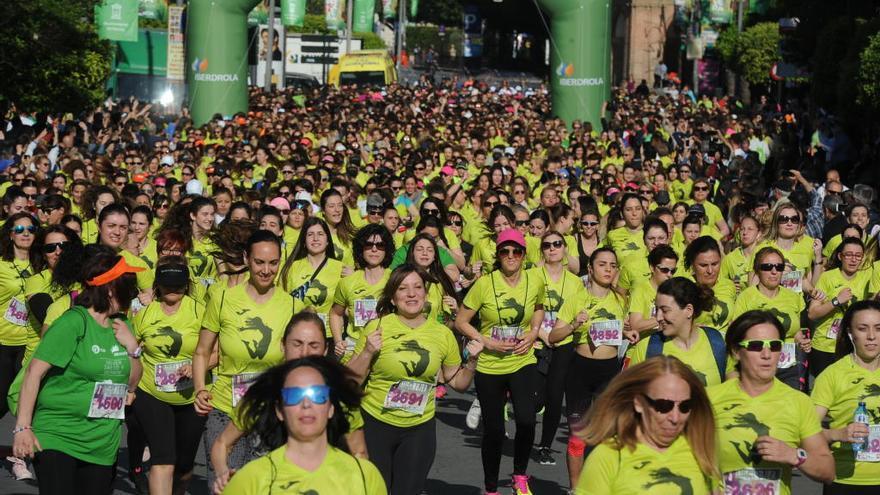 La IV Carrera de la Mujer será el 31 de marzo