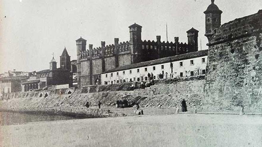 El primer cuartel