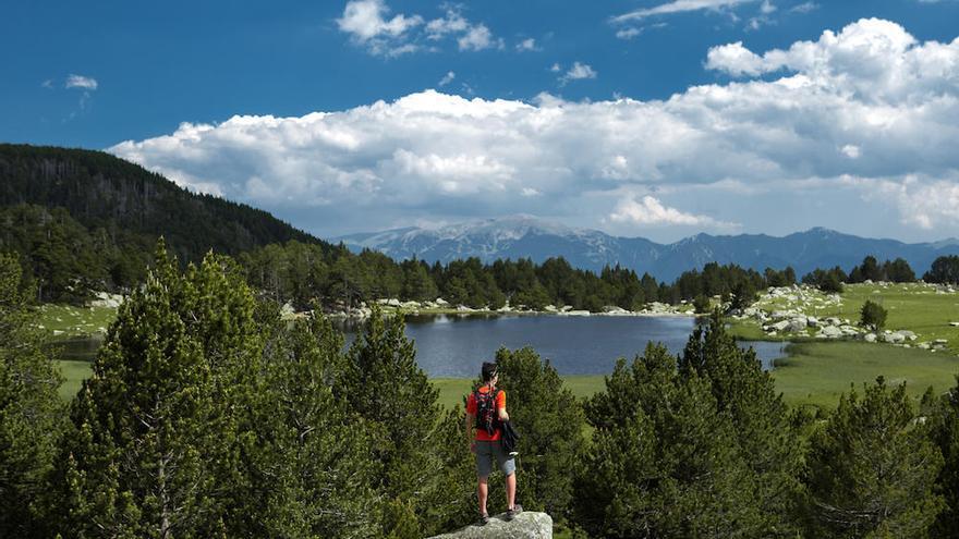 Satisfacció al Pirineu gironí, que registra xifres de turistes similars a l'any passat