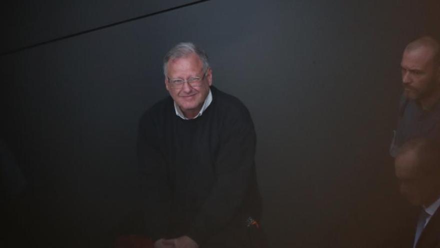 Ingresa en Soto del Real uno de los autores de la matanza de Atocha tras ser extraditado