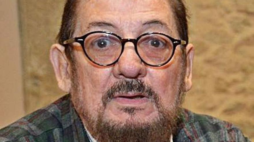 Fallece a los 66 años el cofundador de Voces Ceibes Xerardo Moscoso
