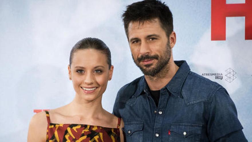 Michelle Jenner i Hugo Silva s'uneixen a la nova etapa de «Los hombres de Paco»