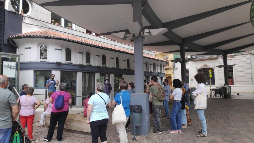 Xàtiva sigue explicando el plan del centro histórico a los vecinos