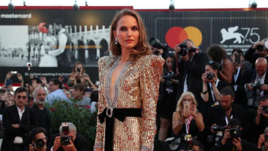 Portman lleva a Venecia 'Vox Lux', un reflejo de la violencia