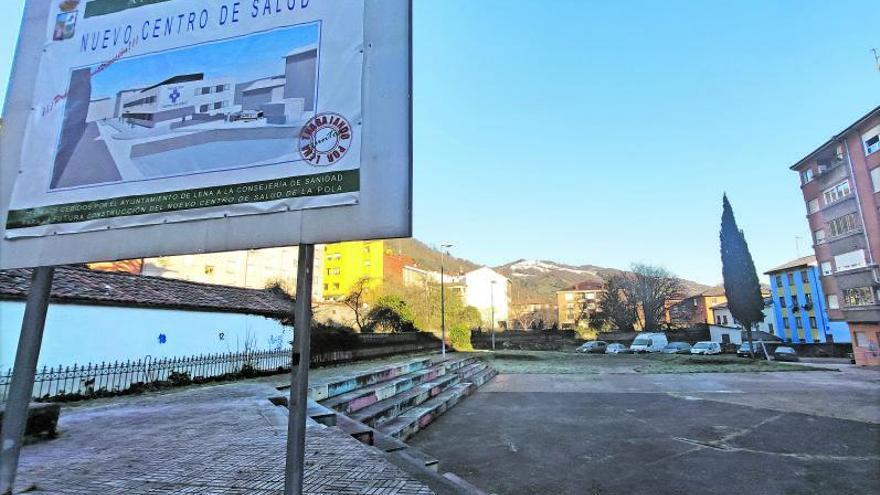 Los vecinos deberán esperar dos años más para disponer del nuevo centro de salud de Lena