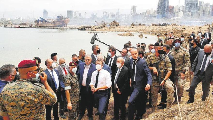 La ira social se aviva contra el Gobierno libanés