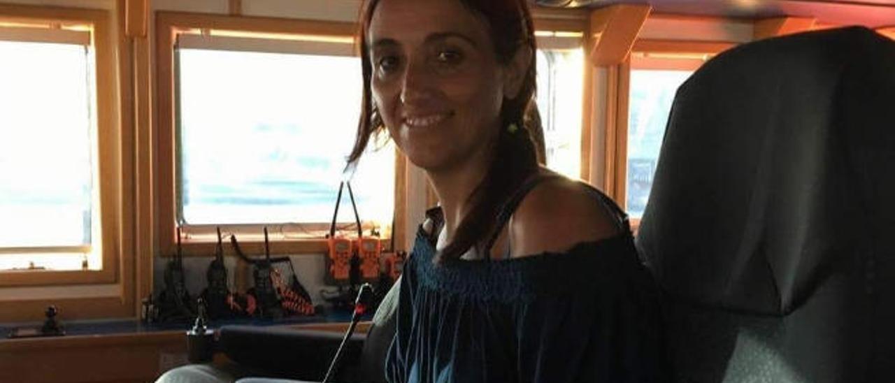 Helena Maleno, activista, investigadora especializada en migraciones y fundadora de la ONG Caminando Fronteras.