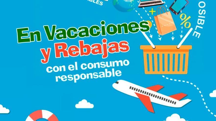El Ayuntamiento recuerda a los consumidores sus derechos en época de rebajas veraniegas