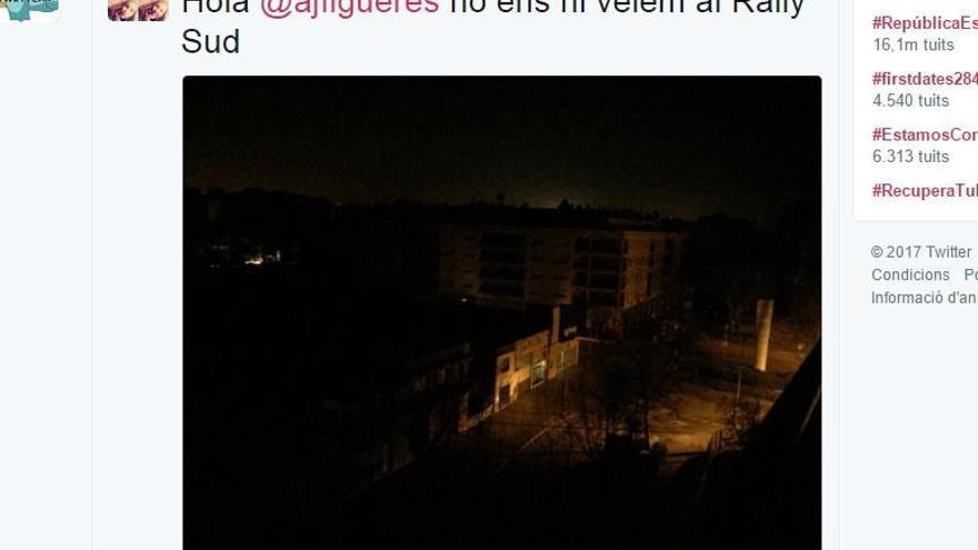 Nova avaria que deixa part de Figueres a les fosques i 2.000 abonats sense llum