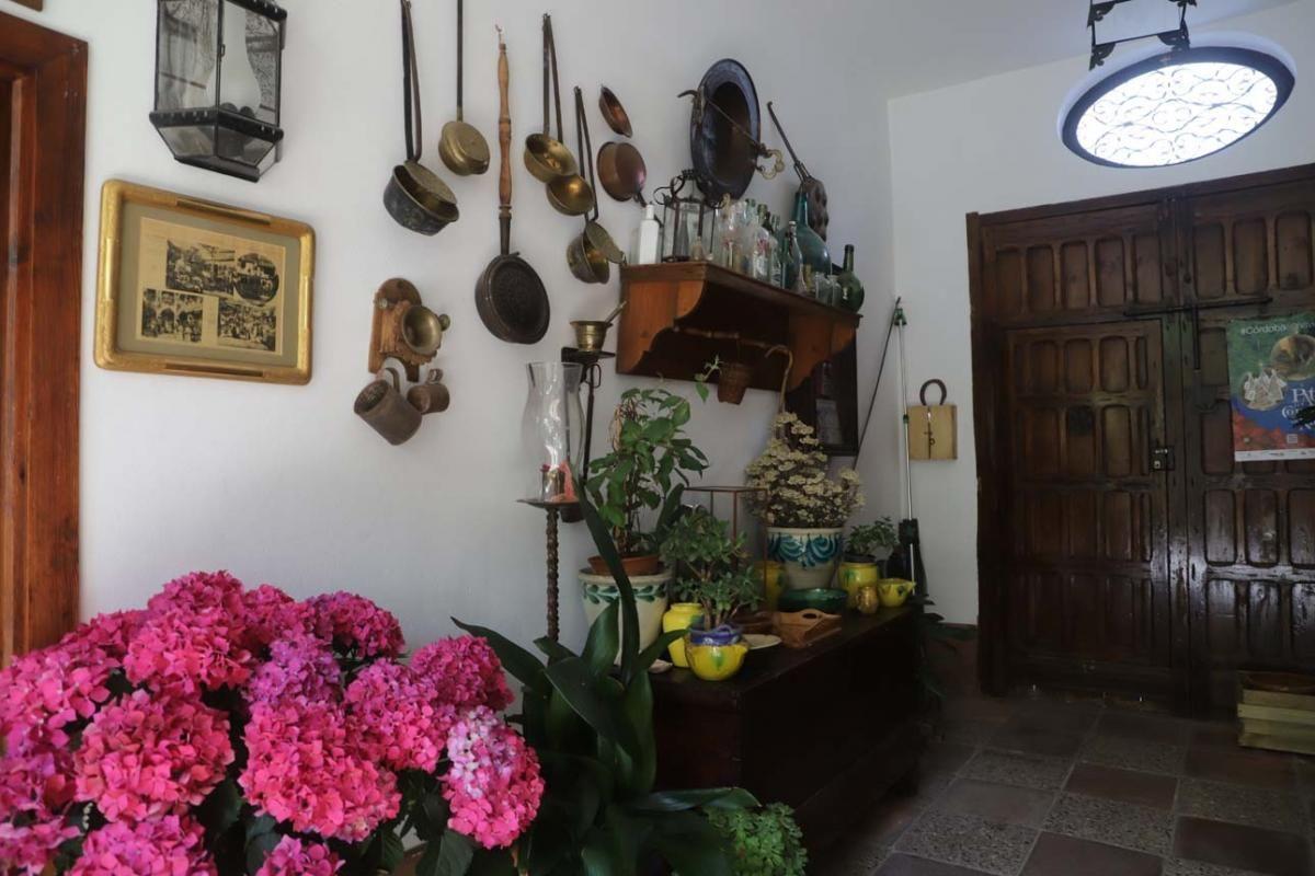 Los Patios de Córdoba. Santa Marina