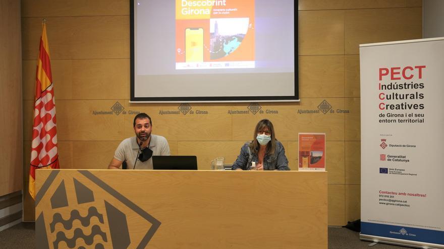 Girona llança una aplicació mòbil d'itineraris culturals per la ciutat