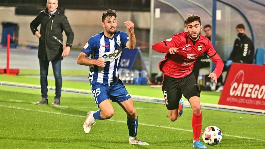 El Orihuela vence, empate entre La Nucía y Alcoyano, y derrota del Hércules