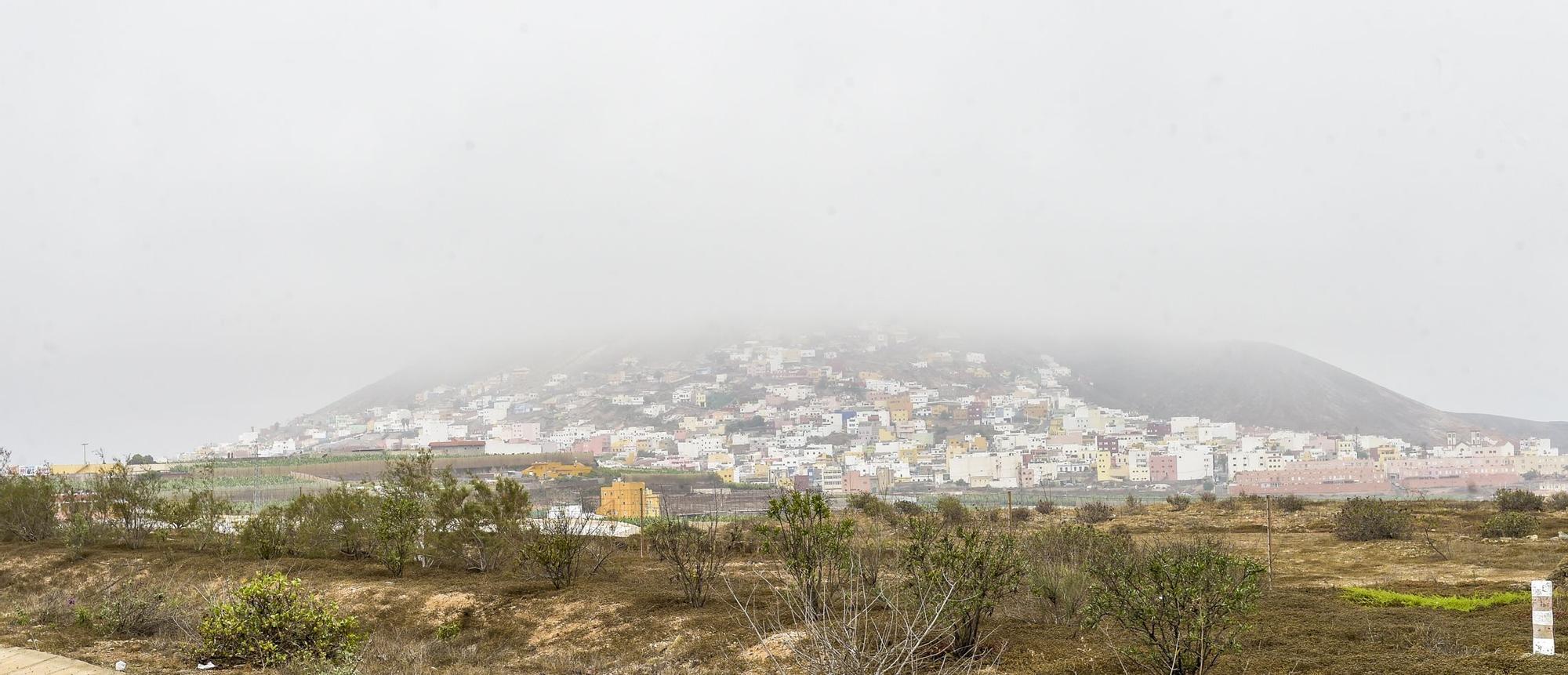 Tiempo en Gran Canaria (15/08/2021)