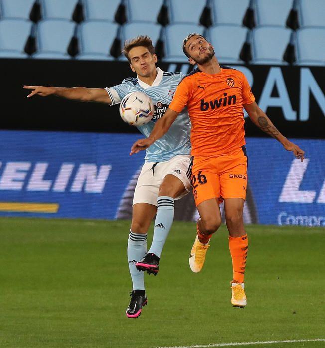 Celta de Vigo - Valencia C. F