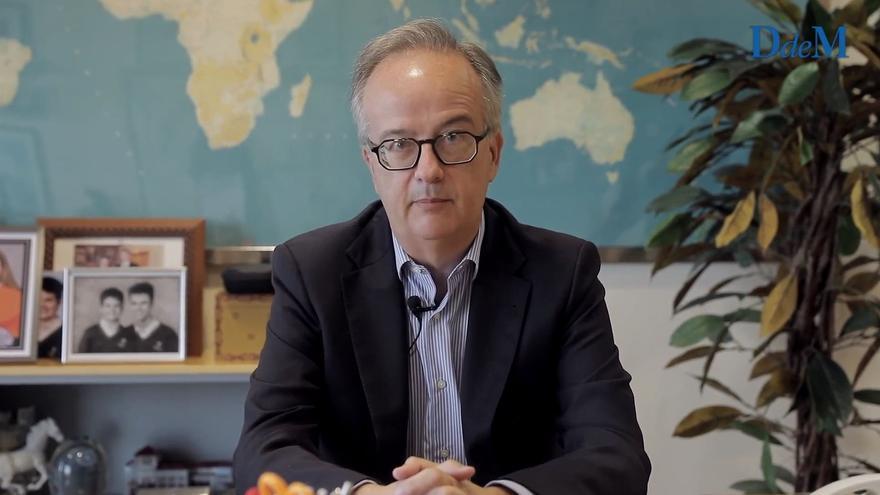 """Simón Pedro Barceló: """"El turismo seguirá sufriendo una crisis económica profunda"""""""
