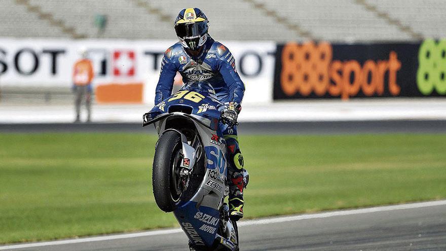 Ein Mallorquiner kann Weltmeister im MotoGP werden