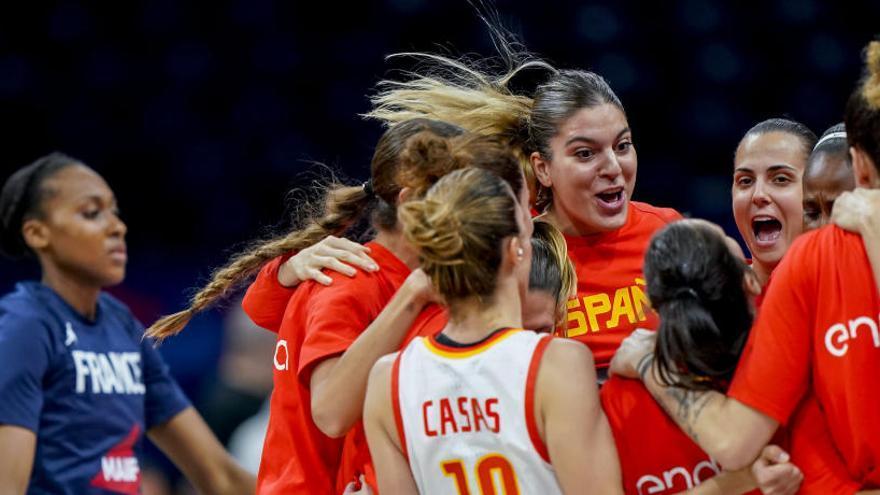 Xargay, Casas i Palau guanyen l'Eurobasket
