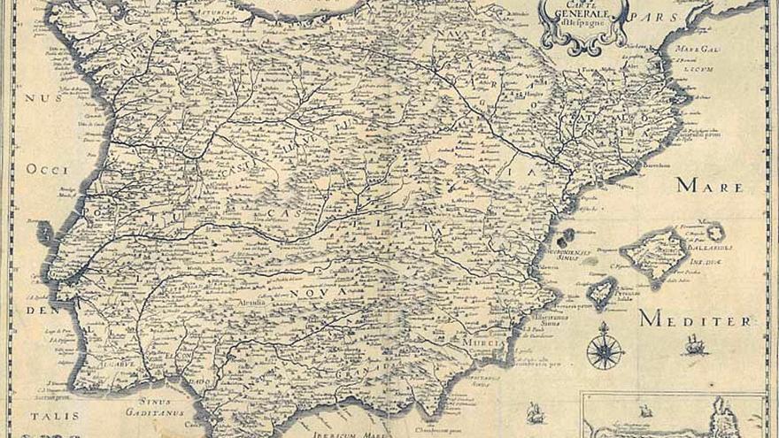 Qué hacer hoy en la Región de Murcia: de Iberia a España a través de los mapas