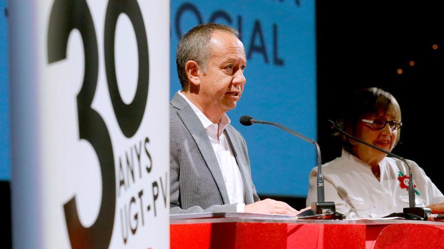 UGT-PV: Tres décadas de lucha sindical en la  C. Valenciana