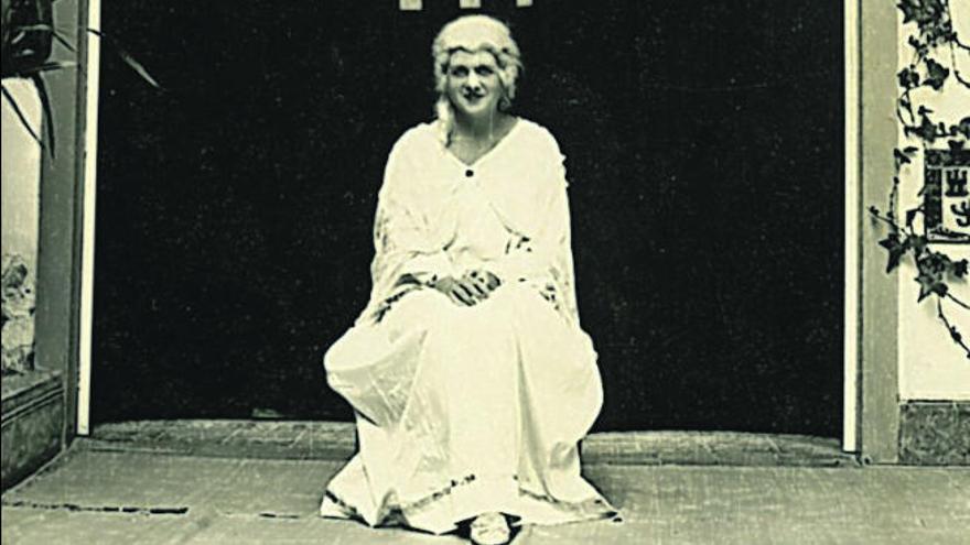 Josefina de la Torre, al frente del Teatro Mínimo