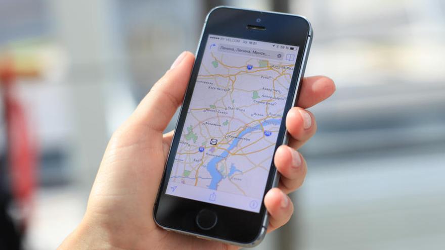Cómo usar Google Maps para planear la mejor ruta en transporte público