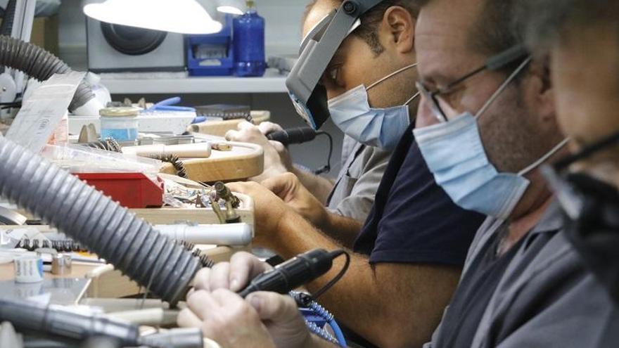 La facturación de un 93% de los joyeros cae hasta un 70% en Córdoba