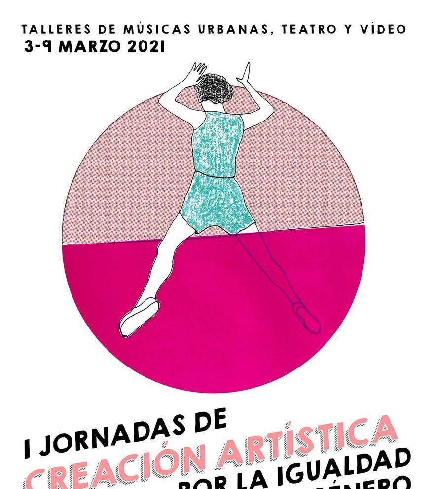 Taller de vídeo - I Jornadas de creación artística por la igualdad de género