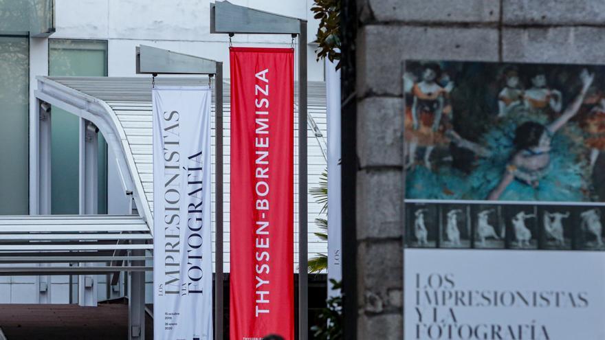 Carmen Thyssen y el Gobierno aún trabajan para plasmar jurídicamente su pacto