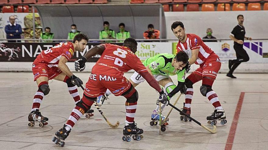 Remuntada del Girona per assaltar la pista del Lloret