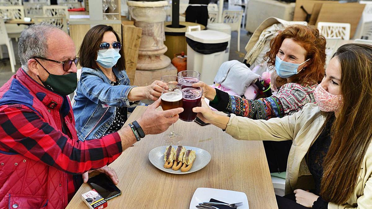 La Capitalidad Gastronómica Española supone un impulso al sector hostelero y turístico regional.   IVÁN URQUÍZAR