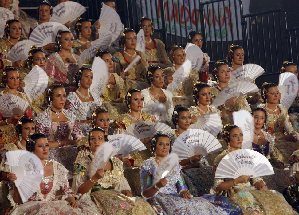 Corte 2009. La noche de los abanicos.