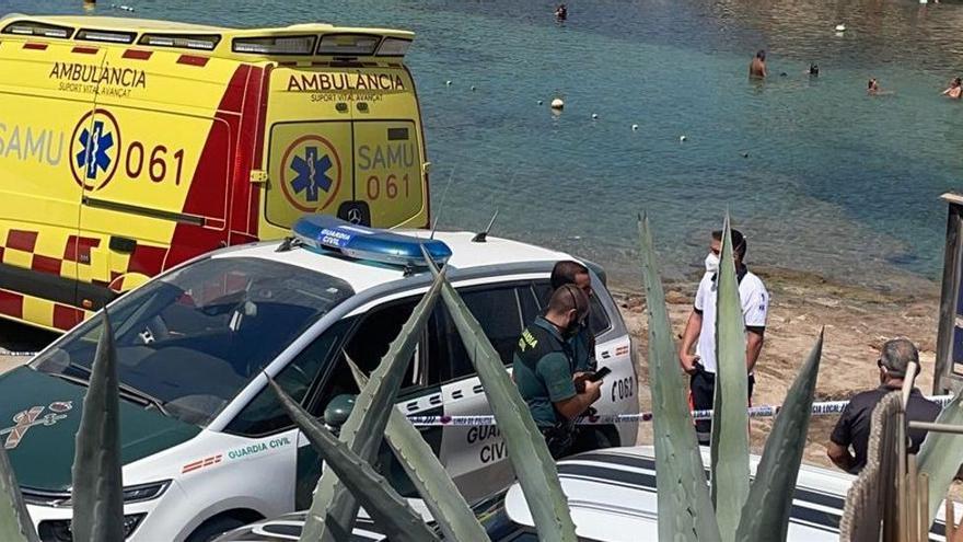 Un niño de 12 años fallece cuando buceaba a pulmón en Ibiza