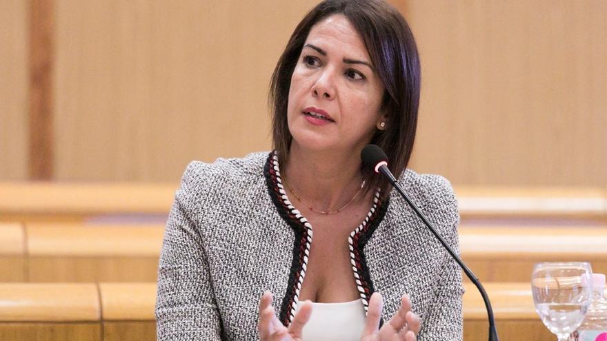 Evelyn Alonso deja sus cargos en la Sociedad de Desarrollo y el Parque Marítimo de Santa Cruz de Tenerife