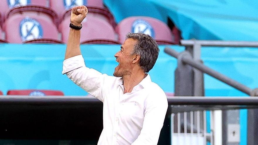 """Luis Enrique: """"Nosotros no somos una selección que dependa de un solo jugador para marcar goles"""""""