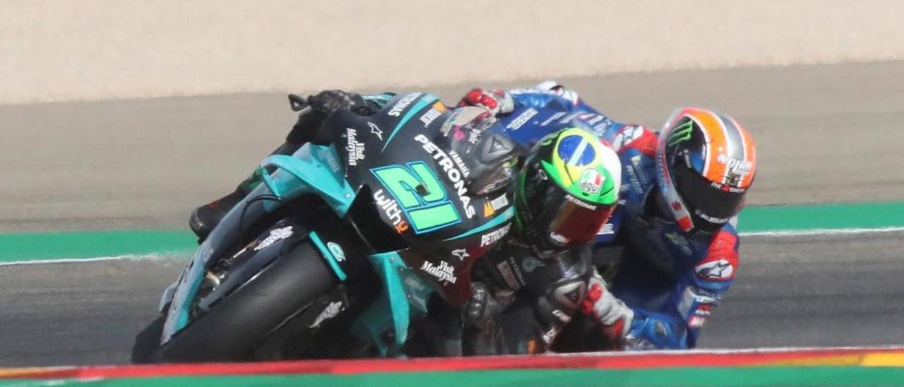 Las imágenes del GP de Teruel de MotoGP
