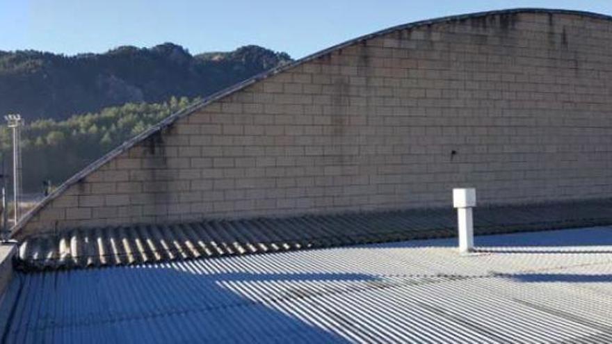Sant Llorenç de Morunys treu a concurs la reforma de la teulada de l'institut