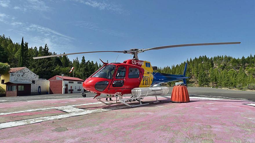 Airworks gana el concurso de   los helicópteros contra el fuego