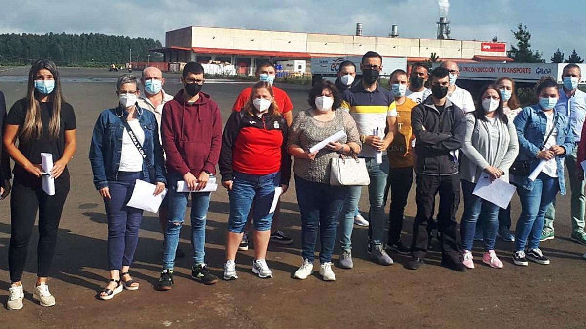 Un total de 17 alumnos completan el curso municipal de manejo de carretillas elevadoras  | LA OPINIÓN